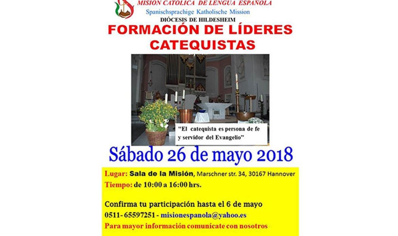 mision-catolica-hannover-novedades-formacion-de-lideres-catequistas