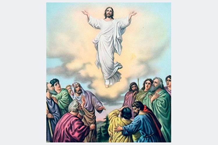 Solemnidad de la Ascensión de Jesús